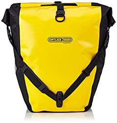 Ortlieb Classic Panniers are my favourite and one of the best rear bikepacking panniers out there