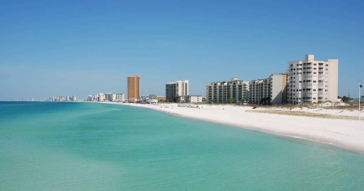 VRBOs in Panama City Beach, Florida