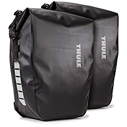 Thule is a great brand and one of the best bikepacking panniers out there