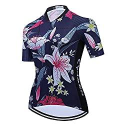 Women's Cycling Jersey - Bike touring gear