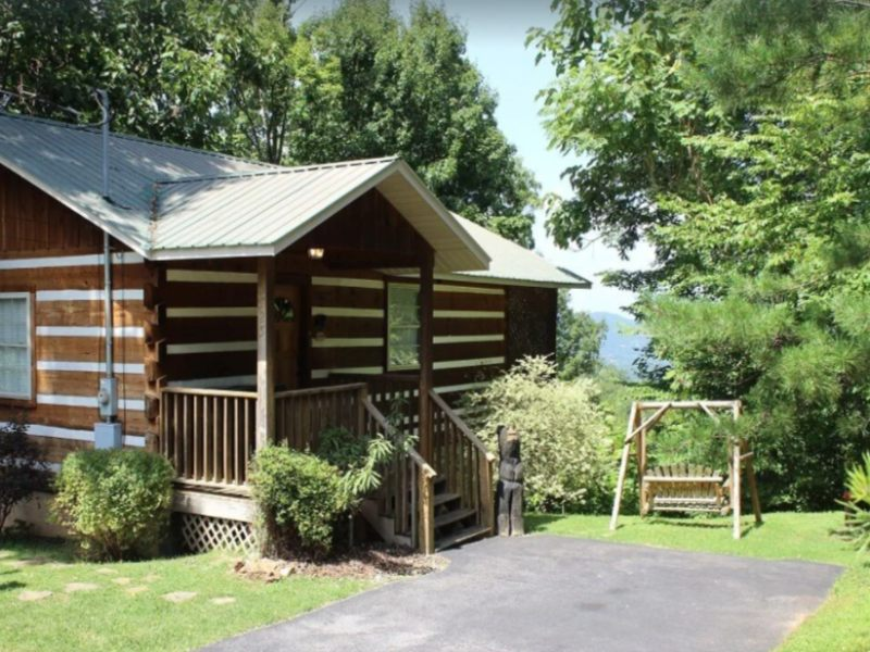 Away from it all in Pigeon Forge - great getaways near Gatlinburg Tennessee