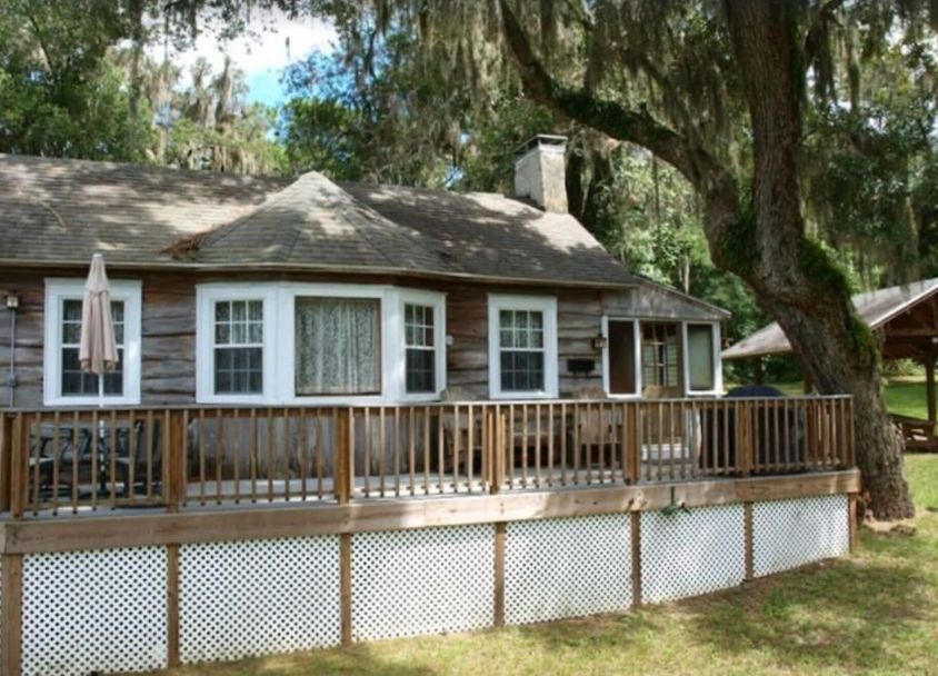 Cypress Lake House in Floral City Florida