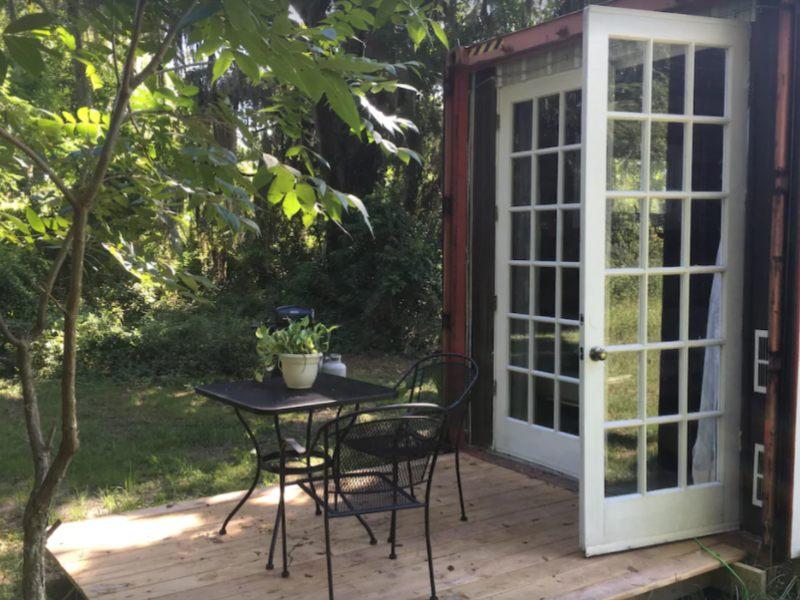 Kokomo Farms Tiny Eco Cabin - Cabins in Florida to rent