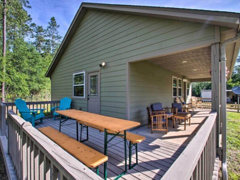 Milton Cottage Florida