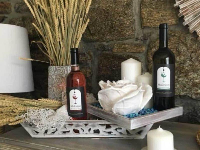 Visit wineries and cellars in Mykonos, Greece