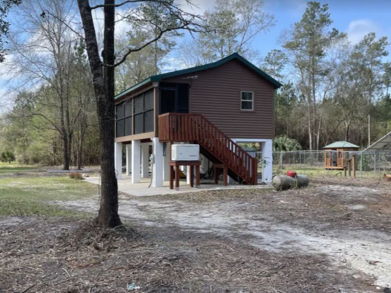 Peace on the River - Cabin in Florida to rent