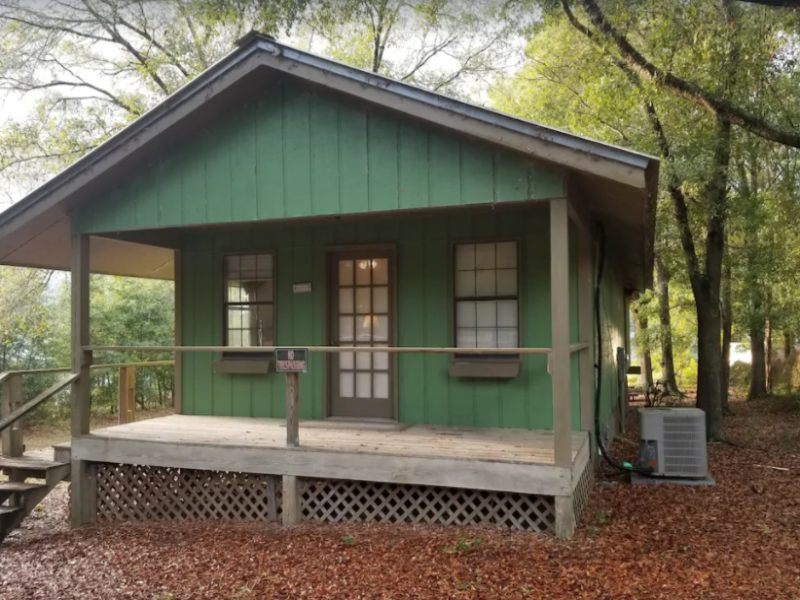 Peaceful Secluded Lakefront Cabin - Florida rental
