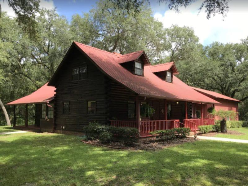 Red Bird Cabin - Cabin rentals in Florida