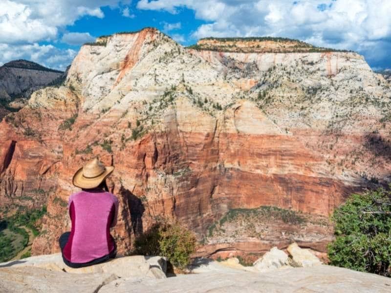 Enjoy stunning views near Zion National Park in Southern Utah