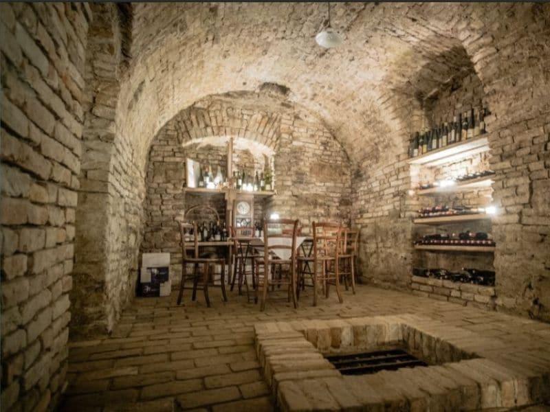 Vienna's hidden cellars