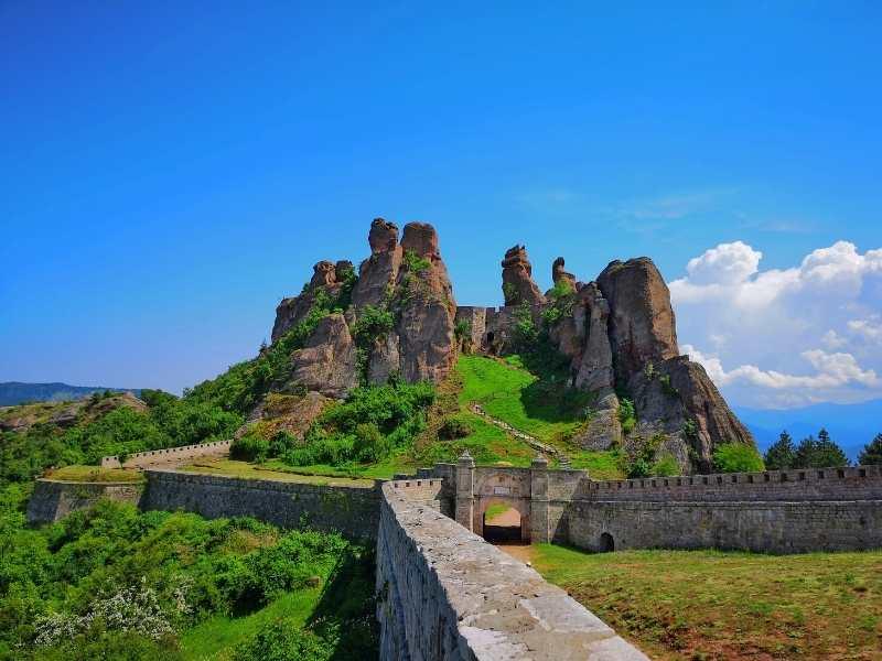 Belogradchick Mountains