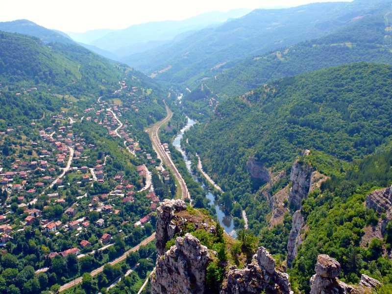 Iskar Gorge - Balkan Mountains