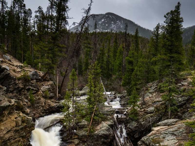 Adam Falls - Easy hikes