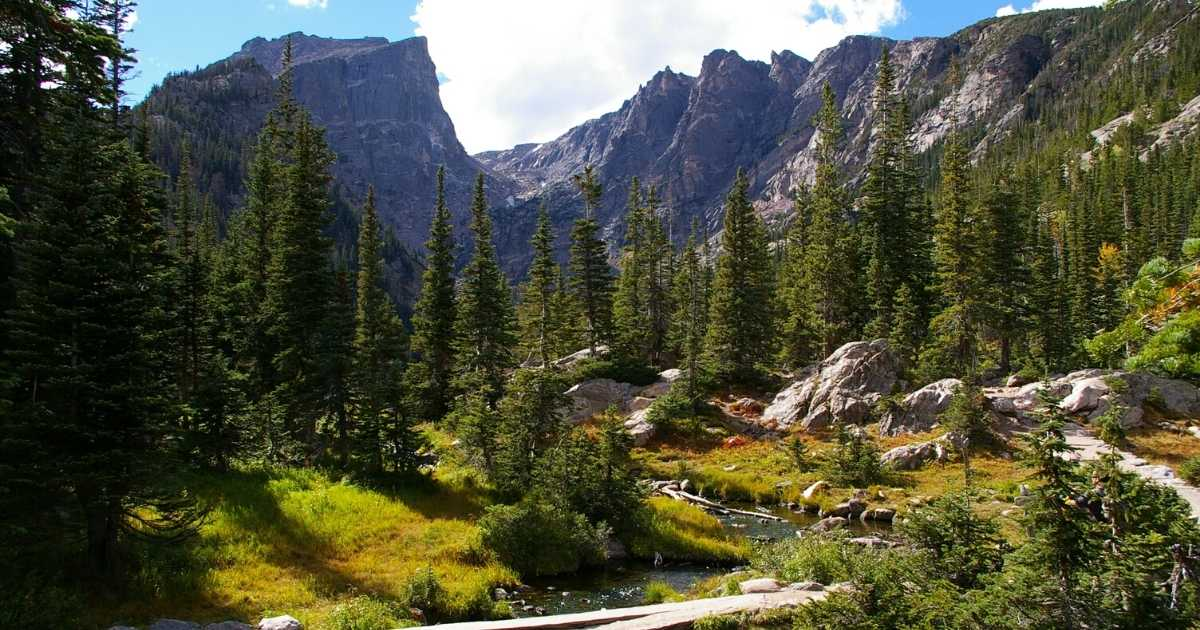 Easy Hikes in Rocky Mountain National Park