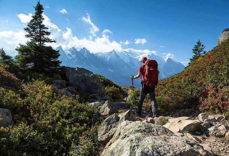 guided and self guided tour du mont blanc tours